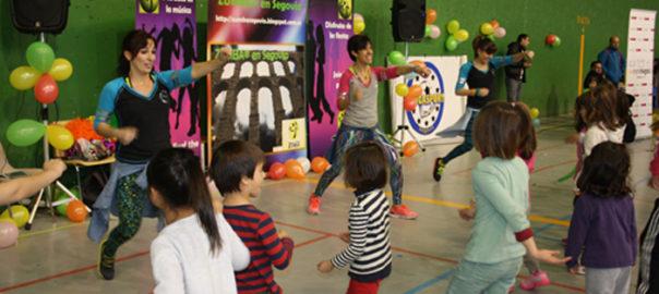Zumba Kids #IlusiónColectiva – ilusión a más hogares de España