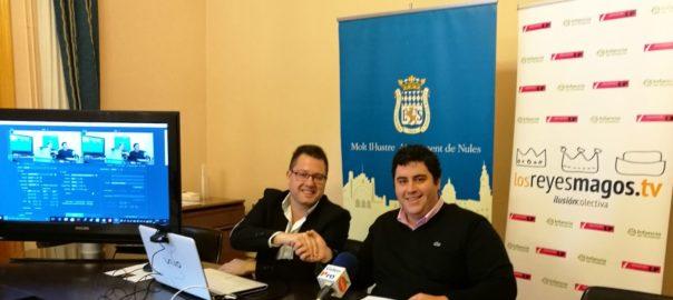 LOS NIÑOS DE NULES PODRÁN HABLAR CON LOS REYES MAGOS POR VIDEOCONFERENCIA