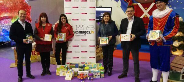 Un millar de niños vallisoletanos podrán hablar en videoconferencia con los Reyes Magos gracias a Los Reyes Magos TV