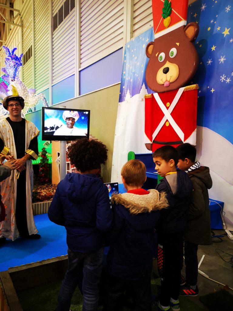 Los niños y niñas de Valladolid, podrán hablar directamente con sus Majestades de Oriente